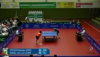 laola1 | Unbelievable defense by B.Steger against J.Wang!
