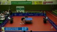 laola1 | Cracking finish by M.Freitas against K.Skachkov!