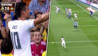 laola1 | #Supergol: James Rodriguez vs. Real Betis