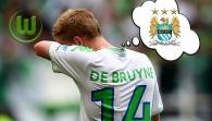 Will Kevin de Bruyne stay at VFL Wolfsburg?