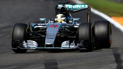 F1 Italy GP - Circuit Preview with Lewis Hamilton