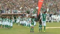 laola1 | 20.000 excited Fans at Joaquins return to Betis
