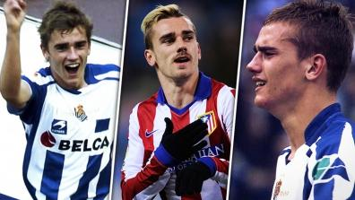 getty | Portrait: Antoine Griezmann