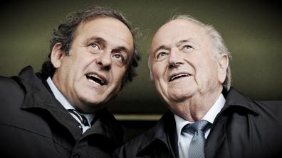 Gepa | Fifa suspends Blatter and Platini for 90 days