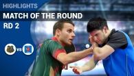 laola1 | Match of the Round: RD 2