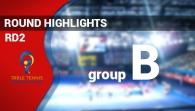 laola1 | Round Highlights: RD2 Group B