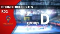 laola1 | Round Highlights: RD2 Group D