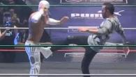 Lewis Hamilton Joins A Wrestling Ring!