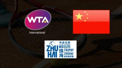 WTA Zhuhai: Venus WILLIAMS - Karolina PLISKOVA