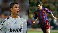 getty | This is how the Clásico debuts of MSN and BBC went