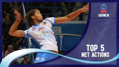 CEV.lu | Leg 3: Top 5 Most Spectacular Net Actions
