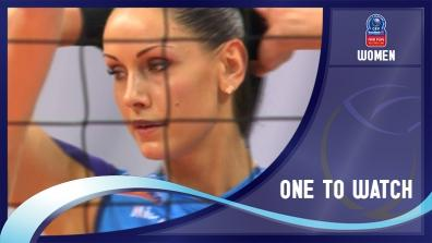 CEV.lu | Leg 3: One to Watch - Nataliia OBMOCHAEVA