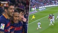 laola1 | #SUPERGOL: Neymar vs. Real Sociedad (3:0)
