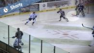 laola1 | Comes a Puck flying...