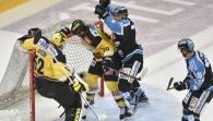 Gepa | Curious own goal: A header in ice hockey