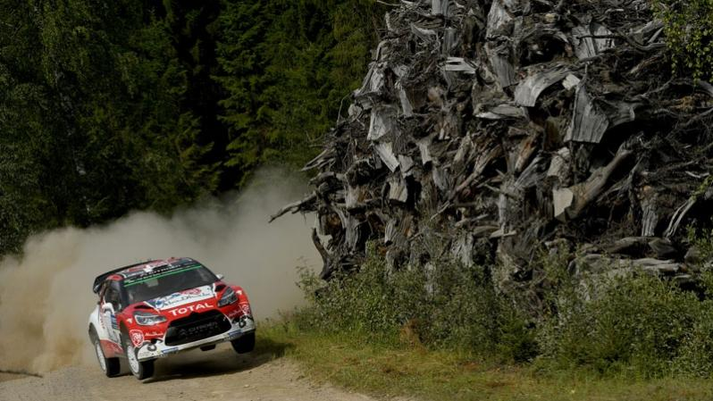 Neste Rally Finland 2016: Stage 24