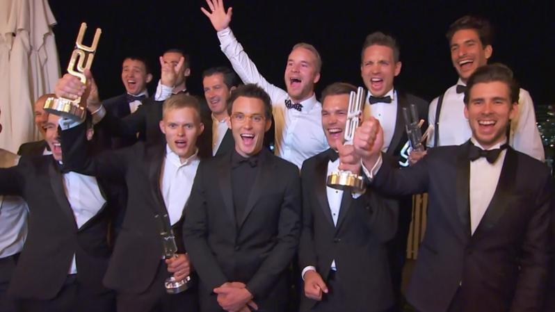 WRC 2016: Prize Giving Gala Clip