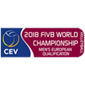 FIVB Volleyball World Championship - Men European Qualification