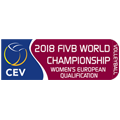 FIVB Volleyball World Championship – Women  European Qualification
