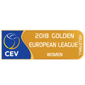 CEV Volleyball Golden European League Women