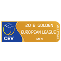 CEV Volleyball Golden European League Männer
