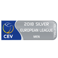 CEV Volleyball Silver European League Men