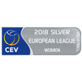CEV Volleyball Silver European League Frauen