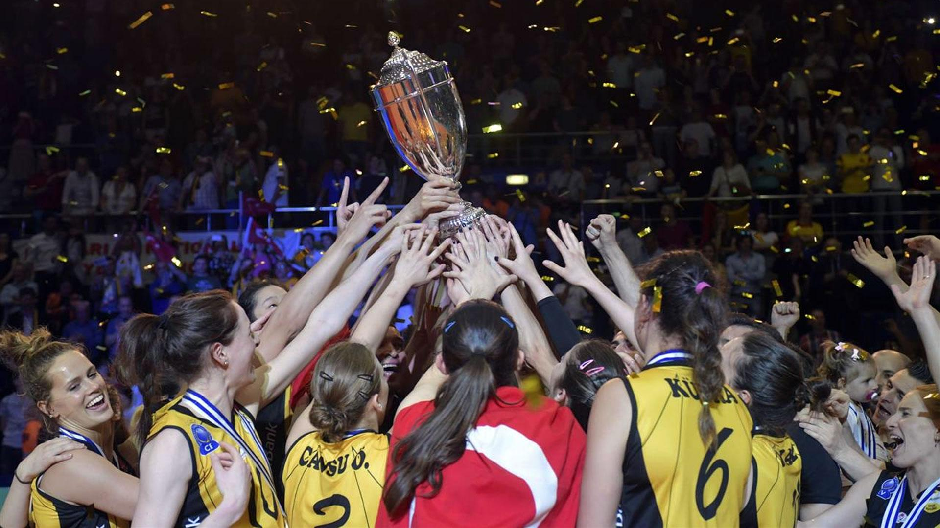 Volleyball Champions League Frauen