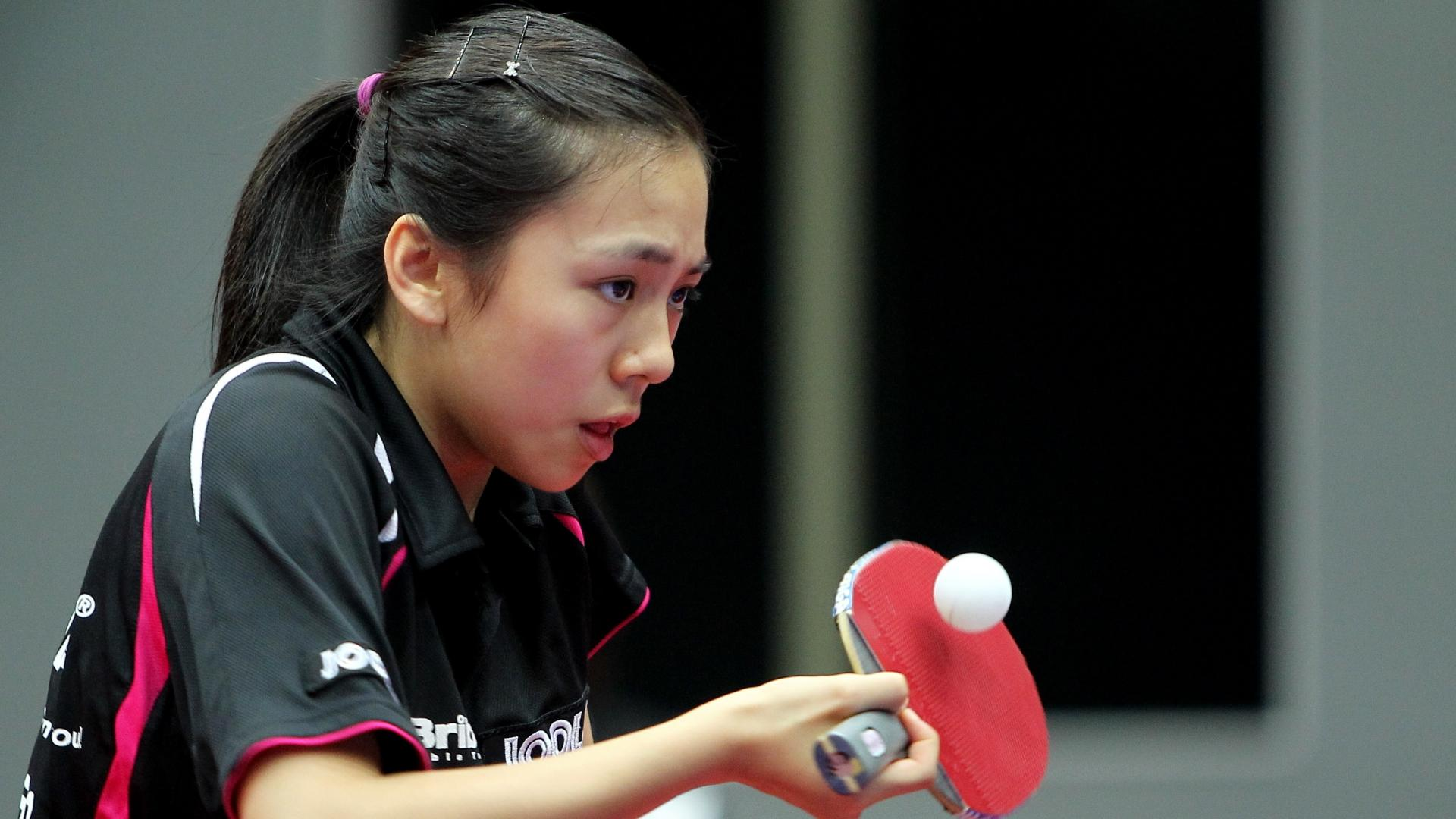 picture Anna Sipos 11x world table tennis champion, Hall of Fame