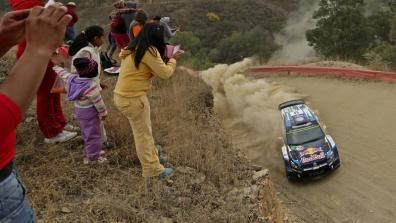VW-Motorsport   Stages 1-5: Rally Guanajuato Mexico 2015
