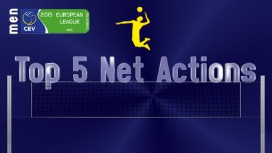 laola1   Edition 3: Top 5 Most Spectacular Net Actions