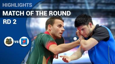 laola1   Match of the Round: RD 2